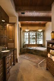 Attractive Master Bathroom Designs Absurd Of Rustic Bathroom Ideas And Models Bath Rustic