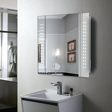 Battery Operated Bathroom Mirror Battery Operated Bathroom Mirror Lights Led Tags Powered Image