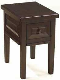 Ashley Outdoor Furniture Hindell Park Chair Side End Table From Ashley T695 7 Coleman
