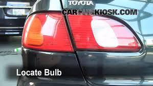 2010 toyota corolla brake light bulb brake light change 1998 2002 toyota corolla 1999 toyota corolla ce