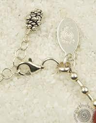 silver energy bracelet images Chakra stone sterling silver energy bracelet earthwhorls llc jpg