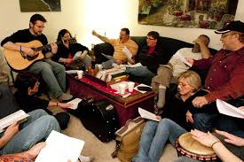 home church fellowship in the living room minnesota