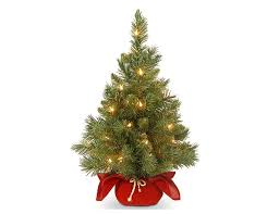 top 10 best decorated u0026 pre lit christmas trees for 2017
