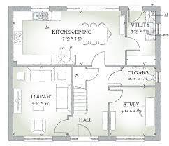 Redrow Oxford Floor Plan 4 Bed Detached House For Sale In Water U0027s Reach Access Via