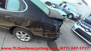 parting out 2003 lexus gs 300 stock 6061bl tls auto recycling