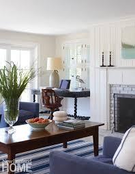 cottage livingrooms shingled cottage on chappaquiddick home magazine