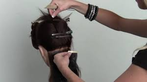 gbb hair extensions how to install in hair extensions