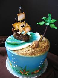 999 best pirate cakes images on pinterest pirate cakes pirate