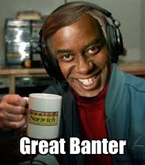 Ainsley Harriott Meme - ainsley harriott great banter quickmeme