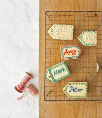 35 homemade food gifts for the holidays sugar cookies gift tags