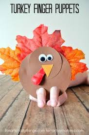 how to make an adorable turkey finger puppet finger puppets