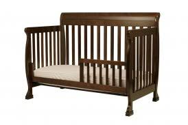 Safe Sleeper Convertible Crib Bed Rail Delightful Crib Extension Rails 3 Dexbaby Safe Sleeper