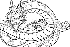 11 draw shenron dragon ball