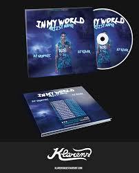 Hip Hop Mixtape Album Cd Cover Free Psd Template On Behance Free Cd Template