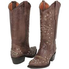 womens boots denver denver broncos womens accent cowboy boots brown awesome