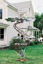 evan lewis kinetic wind chime as seen in the