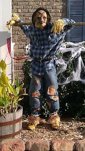 Homemade Scarecrow Decoration Best 25 Scary Scarecrow Ideas On Pinterest Scare Crow Diy