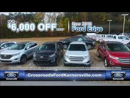 black friday cars crossroads ford kernersville black friday cars 11 8 16 youtube