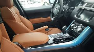 tan range rover range rover sport tan interior youtube