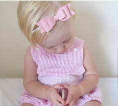 baby headbands uk pink bow headband womans leather hair bows