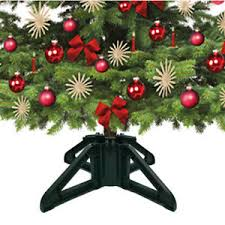 true green tree stand for real trees 6ft 8ft