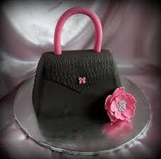 cake purse k s cakes the designer s own purse birthday cake