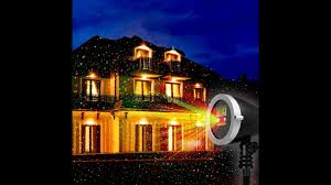 Projector Lights For Christmas by 1byone Christmas Laser Light Projector Best Outdoor Projector