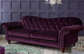 The Chesterfield Sofa Company Crompton Vintage Fabric Sofa Fabric Chesterfield Sofas