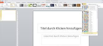 powerpoint design zuweisen niedlich powerpoint vorlage ändern zeitgenössisch entry level
