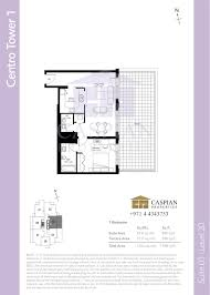 28 boulevard central tower 1 floor plan boulevard central