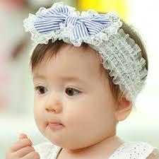 baby hair band lace flower kids baby girl toddler headband hair band