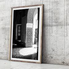 photo art prints black and white interior decor framed prints