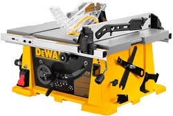 dewalt dw745 10 inch compact job site table saw dewalt dwe7491rs