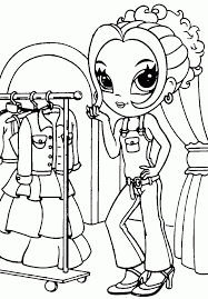 lisa frank coloring pages girls 90812