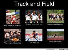 Track And Field Memes - track and field memes quotes sports pinterest fields memes