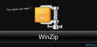 unzip for android apk winzip apk 4 1 1 winzip apk apk4fun