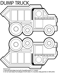 printable truck coloring pages coloring home
