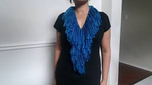 how to make no crochet or knit scarf quick and easy youtube