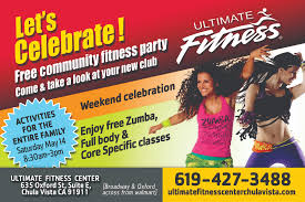 ultimate fitness center oxford st events