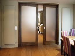 Sliding Wooden Doors Interior Interior Sliding Door Peytonmeyer Net