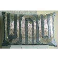 Lumbar Decorative Pillows 10 Best Lumbar Pillows Images On Pinterest Pillow Shams Silk