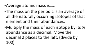 chemistry regents review regents chemistry review main points for