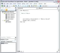 tutorial visual basic excel bahasa indonesia basics of microsoft excel topbump club