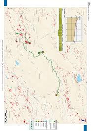 Plano Map Wanderführer Für Das Gebiet Der Mittleren Höhenlagen Auf Gran