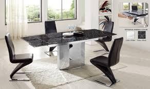 table de cuisine en bois avec rallonge table salle a manger moderne pas cher table salle a manger en bois