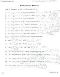conversion practice worksheet moles conversion worksheet worksheets