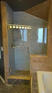glass shower door splash guard shower doors u2013 enclosures olathe glass u0026 home decor custom