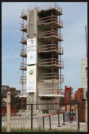 3 Story Building Digital Re Creation Of A Seven Story Building Shake During An