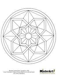 mandala designs to print free download