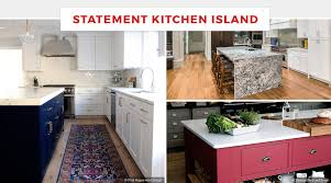 colorful kitchen islands 65 best kitchen island ideas for 2018